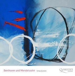 Beethoven & Mendelssohn String Quartets