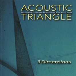 Acoustic Triangle : 3 Dimensions