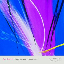Beethoven String Quartets opus 18 Volume 1