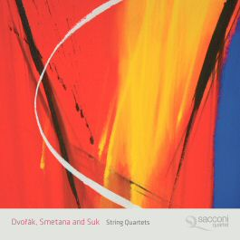 Dvorak, Smetana and Suk String Quartets