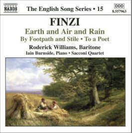 Finzi : By Footpath and Stile