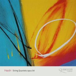 Haydn String Quartets opus 54