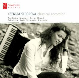 Ksenija Sidorova : Classical Accordian
